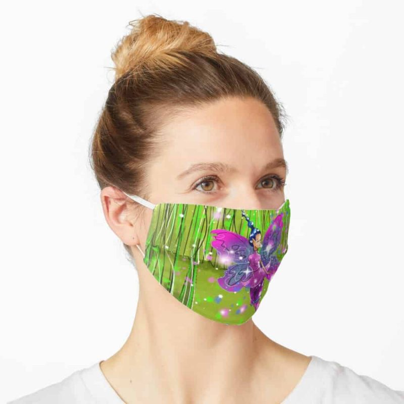 Neona The Natural Materials Fairy™ Mask