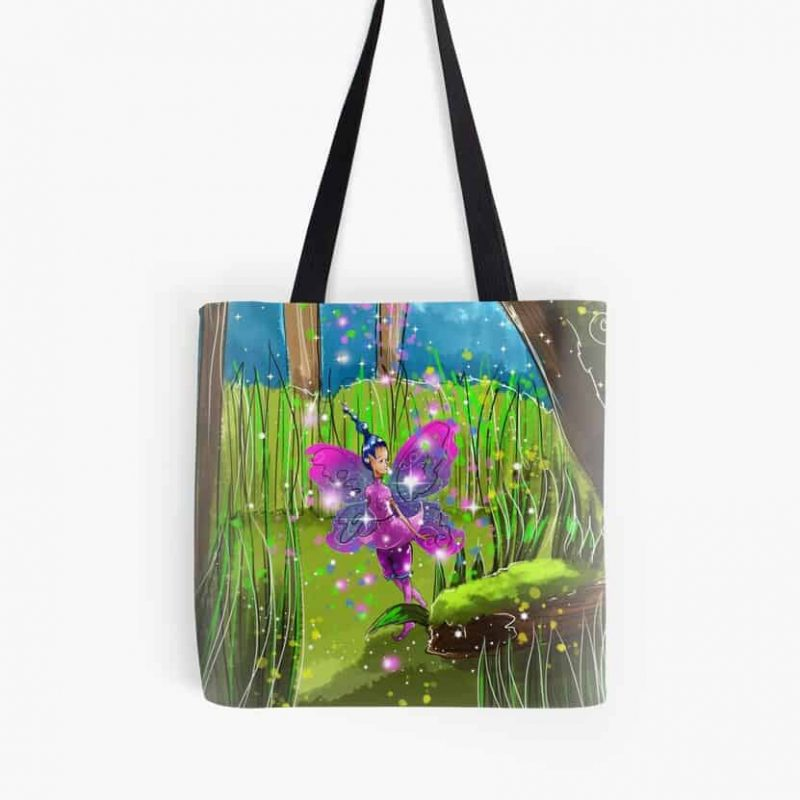 Neona The Natural Materials Fairy™ Tote Bag