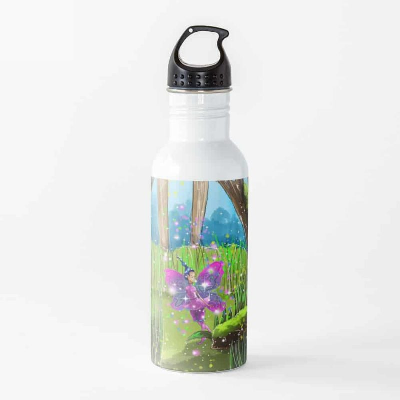 Neona The Natural Materials Fairy™ Water Bottle