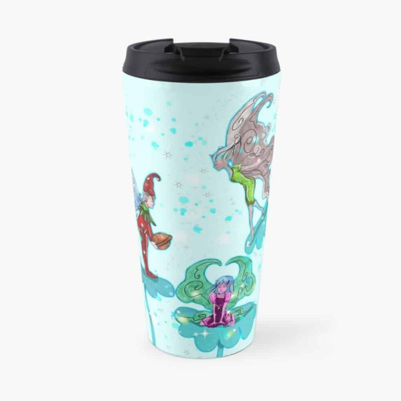 Philominia Pixie Fairy™ Travel Mug