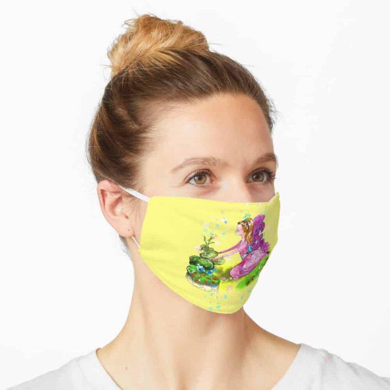 Qiana The Outdoor Gardening Fairy™ Mask