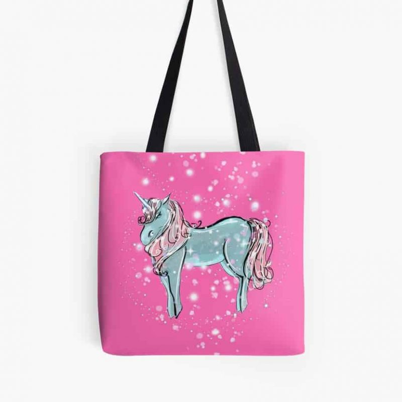 Ureen The Unicorn Fairy Tote Bag