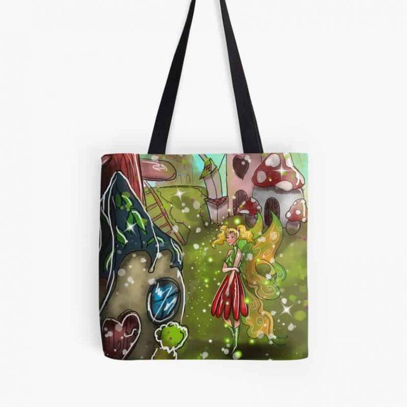 Viggie The Fairy Village Fairy™ Tote Bag